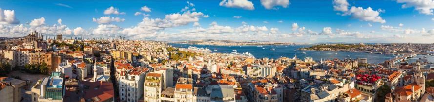 Фото как панорама турции